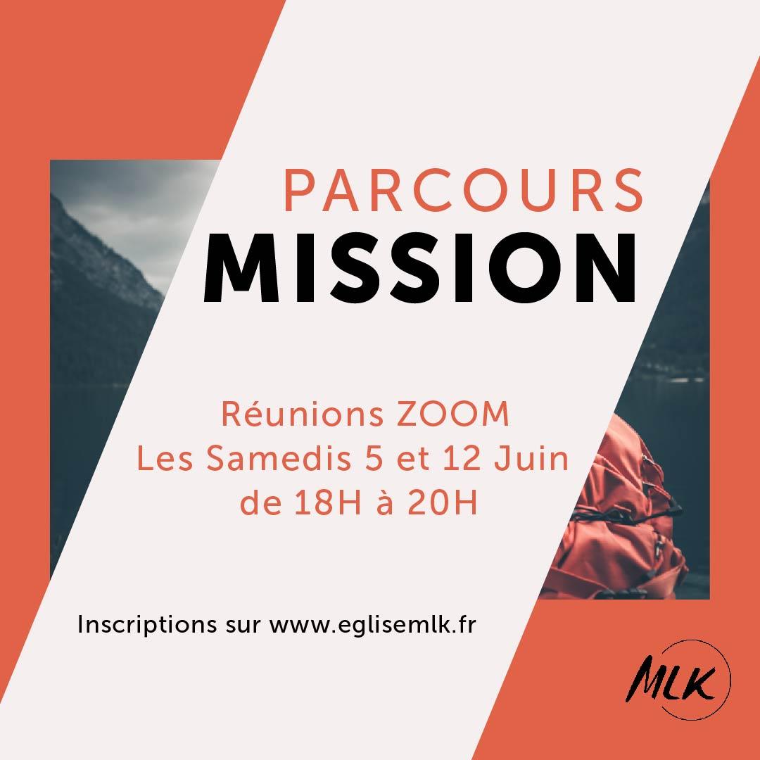 Conférence Mission en zoom